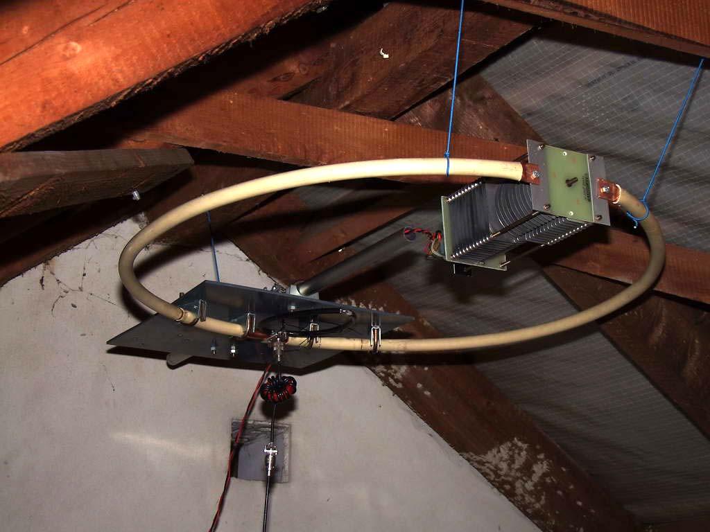 magnetic loop antennas - DH5MK